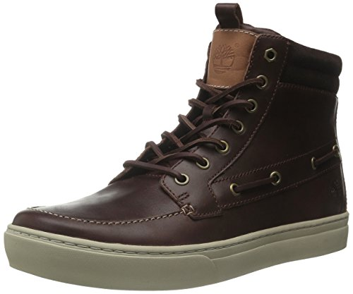 Timberland Men\'s Adventure 2.0 Cupsole 7-Eye Chukka Boot, Dark Brown, 9.5 M US