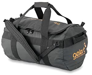 Gelert RUC775J61 Sac de voyage Expedition Cargo (Noir/orange)