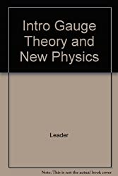 Intro Gauge Theory and New Physics