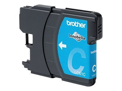 Brother International Brother lc61-c–Tintenpatrone (lc61C) - - Lc61 Brother Tintenpatronen