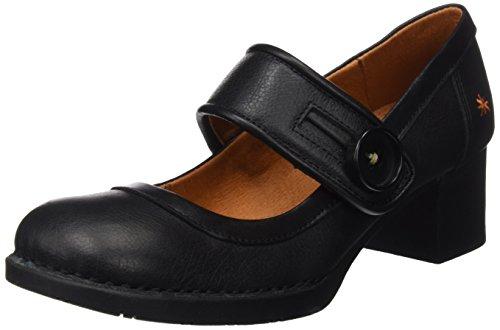 art-damen-0089-memphis-bristol-hohe-absatze-mit-geschlossener-spitze-schwarz-black-39-eu