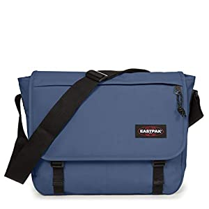 Eastpak Delegate + Bolso Bandolera, 38 cm, 20 Liters, Azul (Humble Blue)