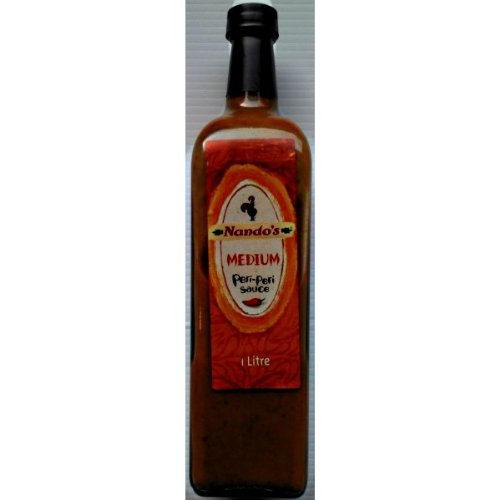 Moyen Peri Peri sauce 1 x 1 litre de Nando