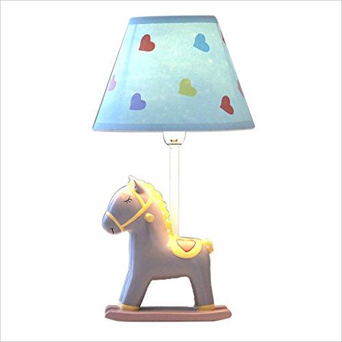 Preisvergleich Produktbild WSXXN Tischlampe Dimmbare LED Schlafzimmer Nachttischlampe Warmes Licht Warm Kreative Kinderzimmer Schöne Geburtstagsgeschenk (Farbe : Style f)
