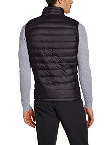 Patagonia Down Veste sans manches Homme Noir FR : L (Taille Fabricant : L)