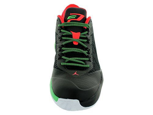 Jordan CP3.VIII Nike Herren Mod. 684855 BLK/LT GRN SPRK-DRK GRY-INFRRD