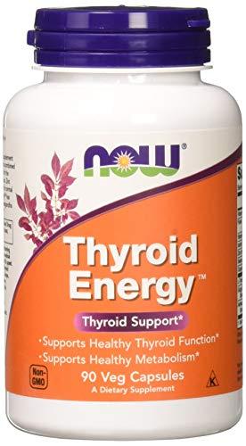 NOW Foods Thyroid Energy-90 Vegi Caps