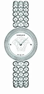 Versace Eon Women's Quartz Watch with White Dial Analogue Display  94Q99D002 S099