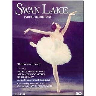 Tchaikovsky - Swan Lake - Algis Zhuraitis (DVD NTSC)
