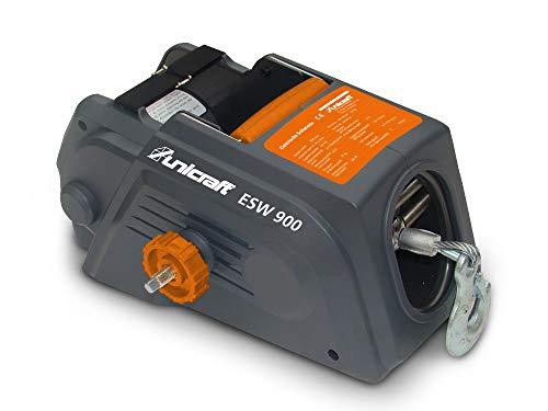 Unicraft 6190900ESW 900Treuil électrique 900kg Traction Corde