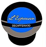 210Gimoka Cápsulas Gusto Caffe 'COMPATIBLES LAVAZZA A MODO MIO Descafeinado