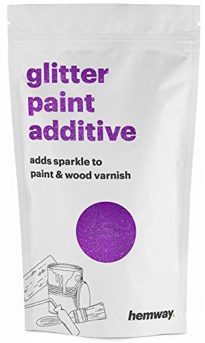 hemway-glitter-paint-additive-fuchsia-100g-35oz-for-acrylic-latex-emulsion-paint-interior-exterior-w