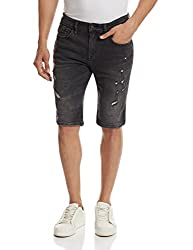 Calvin Klein Mens Cotton Shorts (036182159946_J300381_32_Grey)