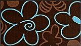 wash+dry Fußmatte Amazone Valentine 75x120 cm
