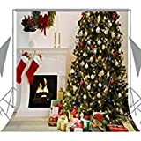 Ouyida 10x10ft Christmas theme Pictorial cloth Customized photography Backdrop Background studio prop GA31a