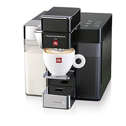 illy-FrancisFrancis-Y5-Milk-Iperespresso-Kapselmaschine-EspressoCoffee