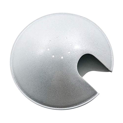 Klar, Aluminium-reflektor (Berenice D12 Reflektor, aluminium Metall)