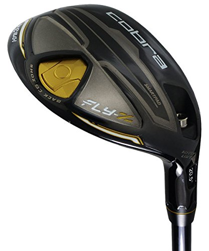 NEW COBRA GOLF *LEFT HAND* FLY-Z BLACK 3h-4h RESCUE/HYBRID for sale  Delivered anywhere in UK