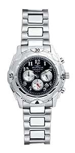 Airrex - ar4412-1 - Montre Homme - Quartz - Analogique - Chronographe - Bracelet Acier Inoxydable Argent