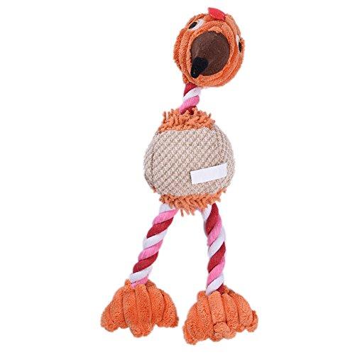 Bulary-Dog-Plush-Toy-Bird-shaped-Chew-Squeaker-Toy
