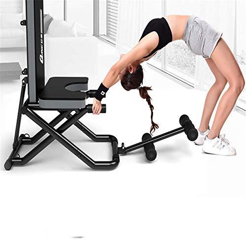 WZB Sport durevoli Multi-Funzione Home Supine Dumbbell Panca Macchina rovesciata Sgabello Bodybuilding Fitness Attrezzature Fitness Fitness Sit-up Board Antiscivolo