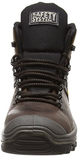 Grisport Workmate, Scarpe Antinfortunistiche Uomo Marrone (Brown)