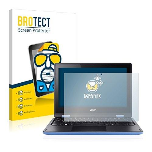 2x-brotect-matt-protezione-dello-schermo-per-acer-aspire-r11-r3-131t-p81z-anti-riflettente-matte-ant