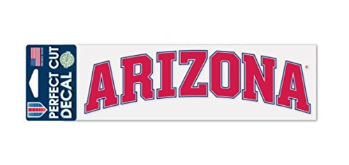 NCAA University of Arizona Wildcats Aufkleber 7,6 x 25,4 cm