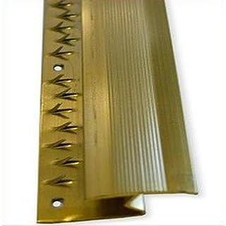 Laminate Flooring Z Bars Brass Effect 8mm 3ft Length