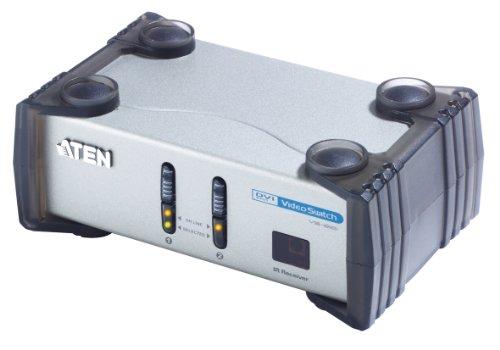 Cinch-stapelbar (Aten VS261 2-Port DVI Umschalter)