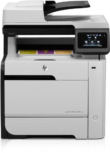 HP M375nw Laserjet Pro 300 Multifunktionsgerät (Kopierer, Scanner, Fax, Drucker, USB 2.0) Hp Wireless Modems