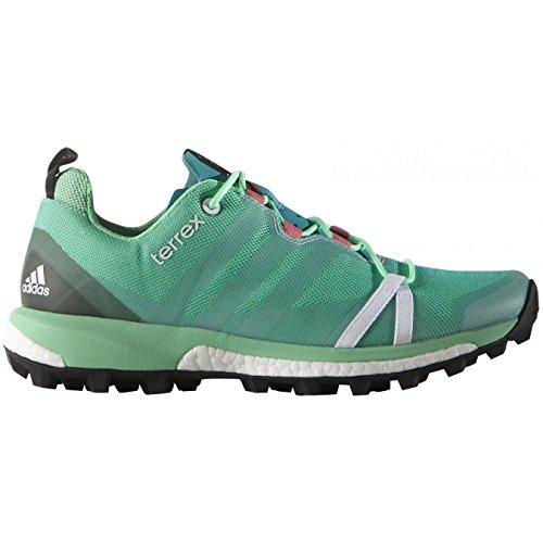 adidas Terrex Agravic W Shock Green White
