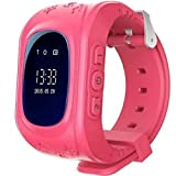 SeTracker Smart Watch for Kids Tracker Micro Sim Card Support Smart Phone Control
