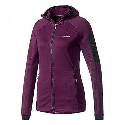 adidas Damen Terrex Stockhorn Jacke, Blau von Adidas - Outdoor Shop