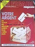 Telecharger Livres FIGARO MAGAZINE LE No 12202 du 22 02 1986 VOTRE ARGENT L HOMME CET INCONNU (PDF,EPUB,MOBI) gratuits en Francaise