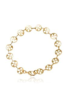 Natheys chaîne plaquée or