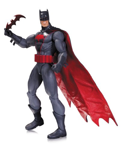 DC Collectibles DC Comics The New 52: Erde 2: Batman (Thomas Wayne) Action Figur (Wayne Scott)