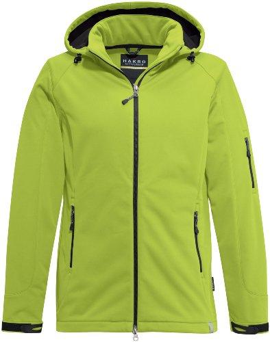 HAKRO ontario 848–veste softshell-plusieurs coloris Vert - Kiwi