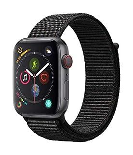 AppleWatch Series4 (GPS+Cellular) con caja de 44mm de aluminio en gris espacial y correa Loop deportiva negra (B07JD9LK4B) | Amazon price tracker / tracking, Amazon price history charts, Amazon price watches, Amazon price drop alerts