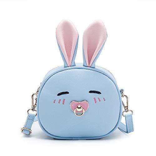 Neue Kinder Rucksack Koreanische Version Der Schultasche Cartoon Niedlichen Niedlichen Kaninchen Kinder Umhängetasche Mädchen Rucksack 5 14 * 17Cm