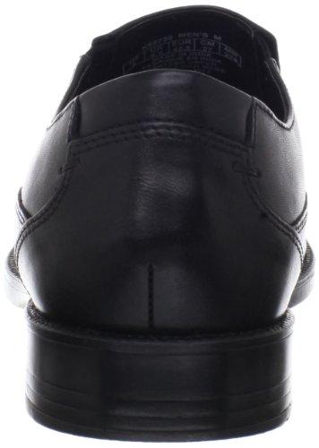 Rockport Ready for Business Moc Front K62730 Herren Klassische Slipper Schwarz (Black)