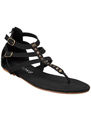 BILLABONG - Sandales SABBIA - black Black