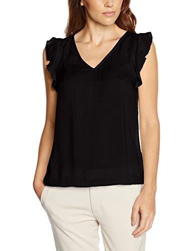 Q/S designed by 49.606.12.7147, T-Shirt de Sport Femme Noir (9999)