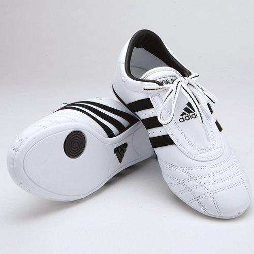 Adidas Intérieur d'entraînement Chaussures de Sports SM II – Blanc (10.5)