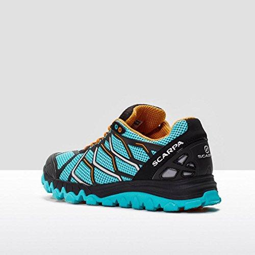 Proton Damen Schuhe maldive/black