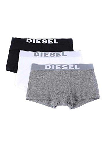 Diesel Umbx-Kory, Bóxer para Hombre, (Pack de 3)