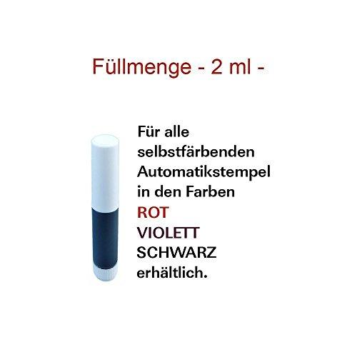 Stempelfarbe - Füllmenge 2 ml | ginidesign