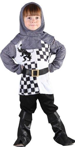 Ritter-Kostüm für Jungen 98/104 (3-4 Jahre)