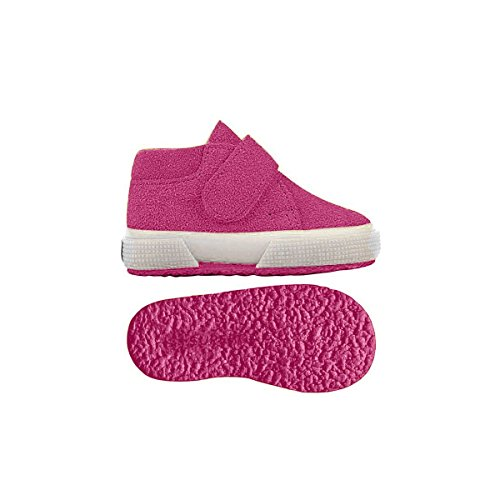Superga 2174-Bsuj, Sneaker a Collo Alto Unisex – Bambini Fuchsia