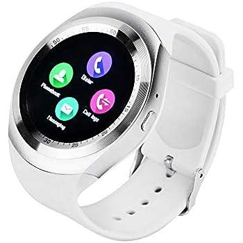 Yuntab Y1 Bluetooth SmartWatch pantalla táctil de la tarjeta SIM ...